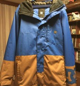 Сноубордическая мужская куртка DC (размер L/50)