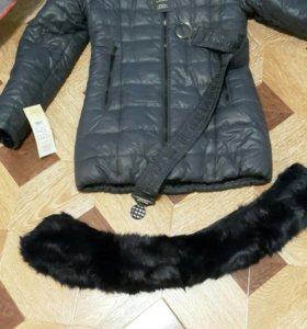 Зимняя куртка,новая