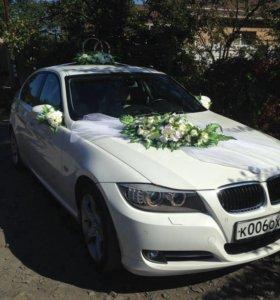 Свадебное авто + украшение в подарок!!!