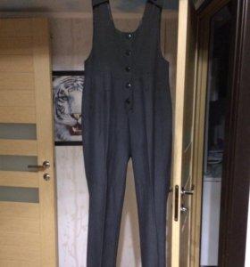 Комбинезон классический, платье, рубашка