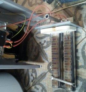 Котлы,ремонт и обслуживание,газ,дизель,пеллетных.