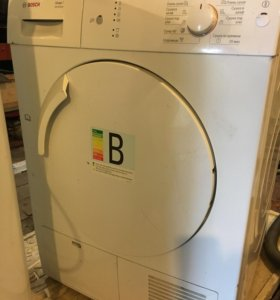 Сушильный автомат Bosch