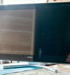 Моноблок Sony VAIO 24 дюйма, 4 ядра