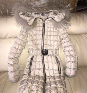 Зимнее пальто. DeSALITTO
