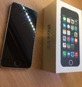 Продам IPhone 5 s в идеальном состоянии