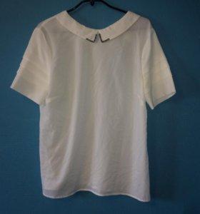 блузка белая из MANGO