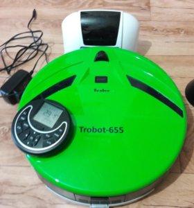 Робот-пылесос Tesler Trobot-655
