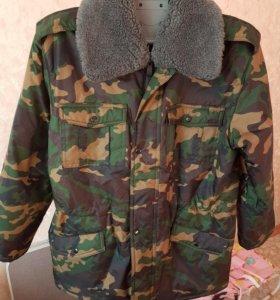 """Зимние куртки фирмы """"Сплав"""""""