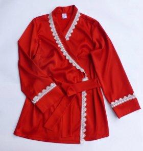 Костюм в пижамном стиле праздничный