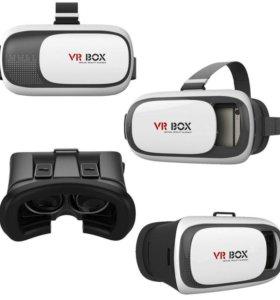 Очки виртуальной реальности Perfeo PF-VR BOX2
