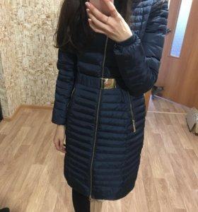 Теплое пальто 42-46