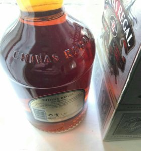 CHIVAS REGAL 1 L, 12 YEAR