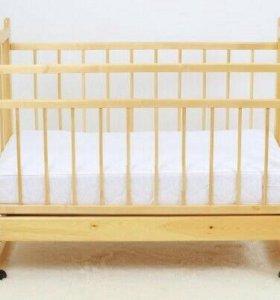 Кровать мишутка 14