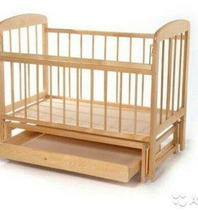 Кровать Мишутка11