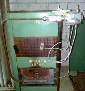 Газовое оборудование для котла