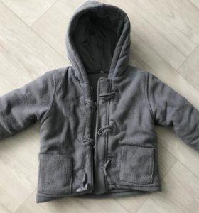 Куртка флис 74-80