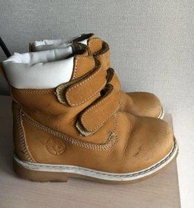 Ботинки antilopa 27 размер