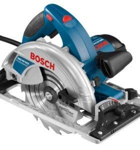 Дисковая пила Bosch GKS-65GCE Professional