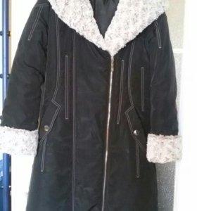 Плащ-пальто 46 р-р