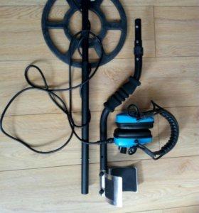 Металлодетектор DetectorPro Headhunter Wader