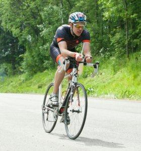 Шоссейный велосипед Cube pelotone