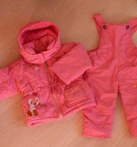 Зимний комплект: куртка + штаны