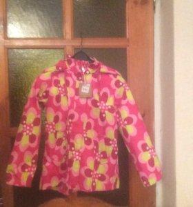 Куртка для девочки осень- весна