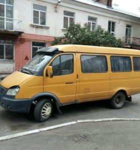 Газель пассажирская ГАЗ 322132