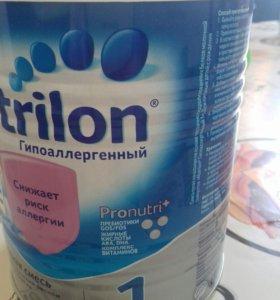 молочная смесь Нутрилон гипоаллергенный 1