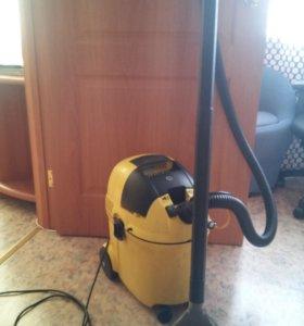 Пылесос сухая и влажная уборка Моющий