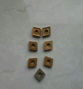 Пластины для металлообрабатывающего инструмента