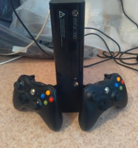 Xbox 360 E 250 GB freeboot