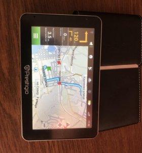 Персональная навигационная система GPS