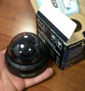 "Видеокамера 1/3"" SONY Super HAD CCD"