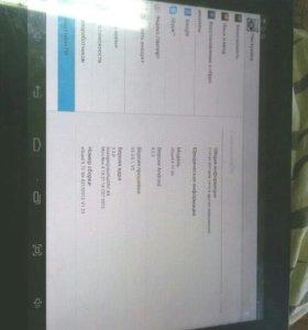 планшет Эксплей 16ГБ+смартфон  в рабочем состоянии