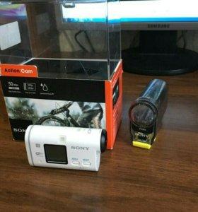 СРОЧНО! Продам видеокамеру Sony HDR AS100 V