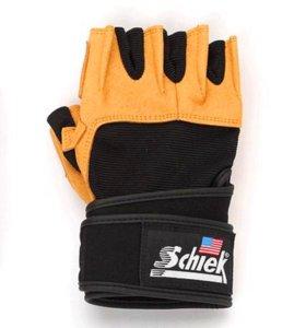 Перчатки для силовых упражнений и фитнеса SchieK.