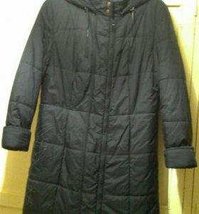 Куртка очень теплая ,одела один раз , похудела.