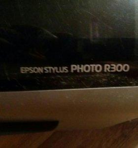 Продаю фотопринтер цветной
