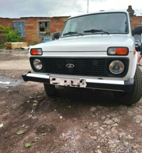 Lada 4×4 (НИВА) 2014 г. 1.7 МТ