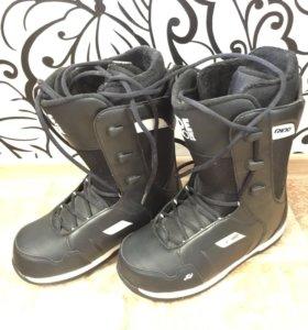 Ride Orion, ботинки для сноуборда.