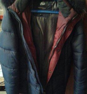 Куртка зимняя. Р-р 46