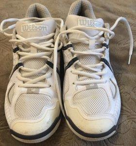 Теннисные кроссовки Wilson р.41