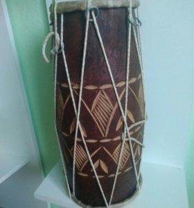 "Барабан ""там-там"" из африки"