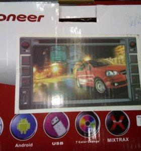 2-DIN автомагнитола GPS, TV, USB, Sensor