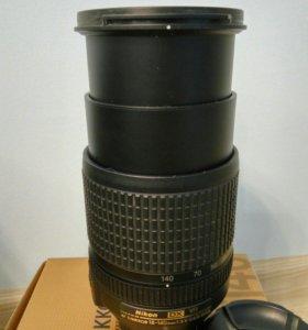 Объектив Nikon Nikkor 18-140 (3.5-5.6)