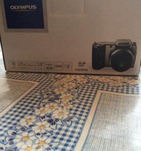 """Цифровой фотоаппарат OLYMPUZ"""" SP-6blask(JKE263482)"""