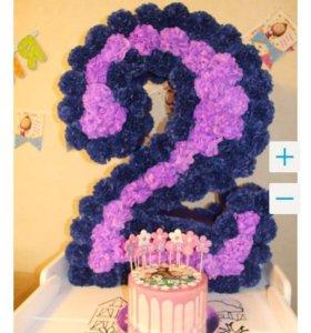 Цифра на день рожденье