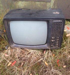Телевизор Юность 406д