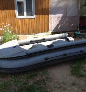 Надувная моторная лодка Фрегат М 340